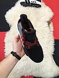 Мужские кроссовки Adidas Equipment EQT Black White Red, мужские кроссовки адидас эквипмент ект (42,44 размеры), фото 2