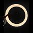 Кольцевая светодиодная лампа LED AL-360 (диаметр 36 cм) с пультом, фото 4