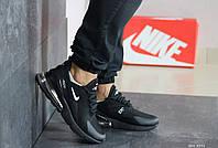 Мужские кроссовки Nike Air Max 270 черные