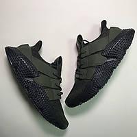 Мужские кроссовки Adidas Prophere Olive Black, мужские кроссовки адидас профер