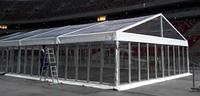 Сборно-разборные сооружения, мобильные модульные конструкции различного назначения, тентовые палатки