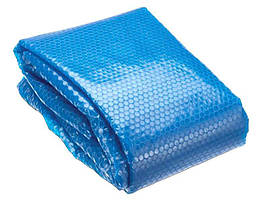Тент антиохлаждение для бассейнов диаметром 457 см Intex 29023 Синий int29023, КОД: 109784