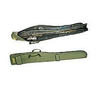 Двухсекционный мягкий футляр с поролоном КВ-3в