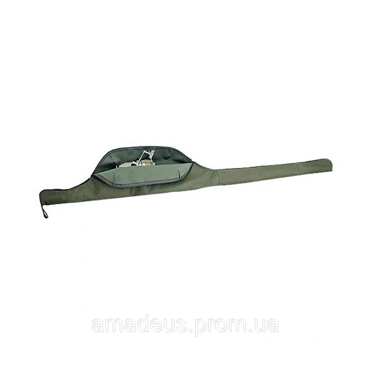 Мягкий футляр для карпового удилища с катушкой КВ-5б