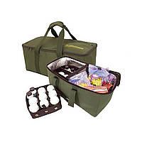 Термосумка для хранения и транспортировки дипов, аттрактантов, бойлов СД-2