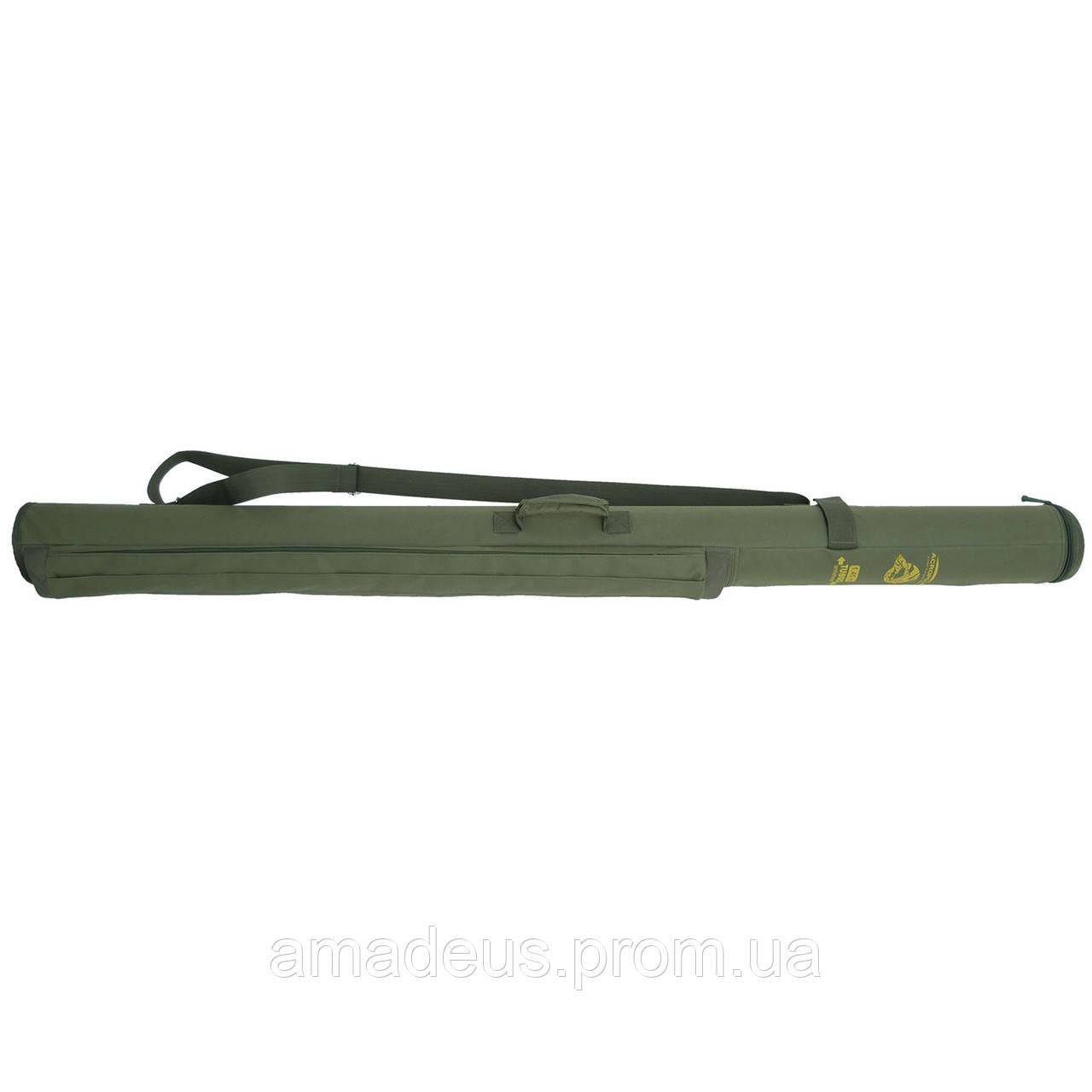 Жесткий тубус для спиннингов и удилищ (160 см) КВ-16а