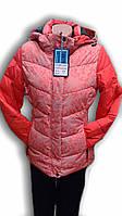 Куртка женская горнолыжная WHS. Красная. 7759514, фото 1