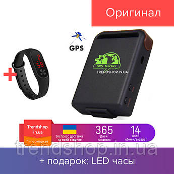 GPS Трекер Tracking TK102
