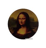Держатель, подставка для телефона Попсокет (Popsocket) Mona Lisa