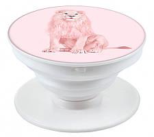 Держатель, подставка для телефона Попсокет (Popsocket) Lion