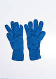 Женские перчатки  7892  Universal синий, фото 2