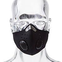 Маска полулицевая ветрозащитная для лица MS-0762