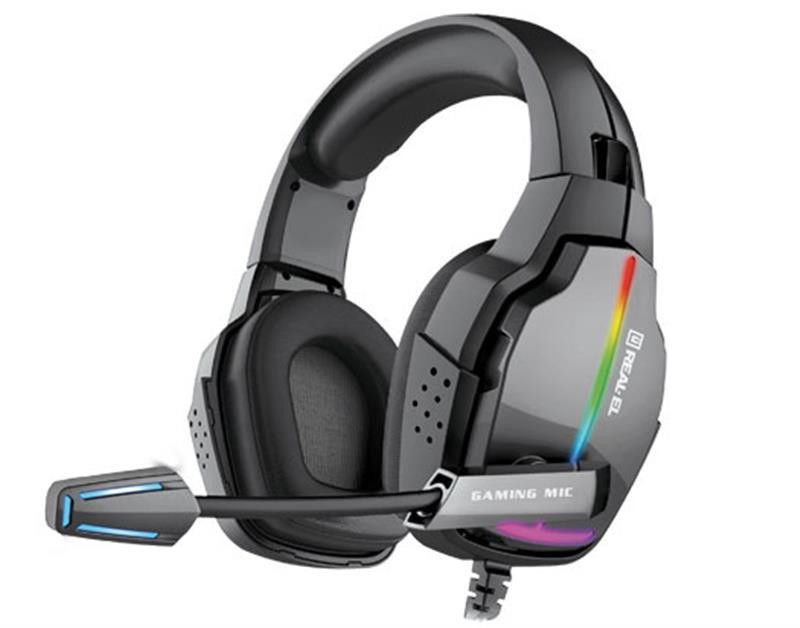 Гарнитура REAL-EL GDX-7680 Black