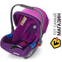 Автокресло El Camino Born ME 1009-2 фиолетовый