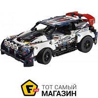 Моделист-конструктор конструктор для мальчиков от 9 лет Technic - Lego Technic. Гоночный автомобиль Top Gear на управлении (42109)