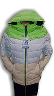 Куртка женская горнолыжная WHS. Трехцветная. 7759601, фото 1
