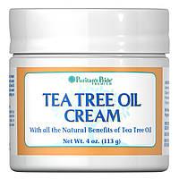 Крем Puritan's Pride Tea Tree Oil (113 мл) (107792) Фирменный товар!