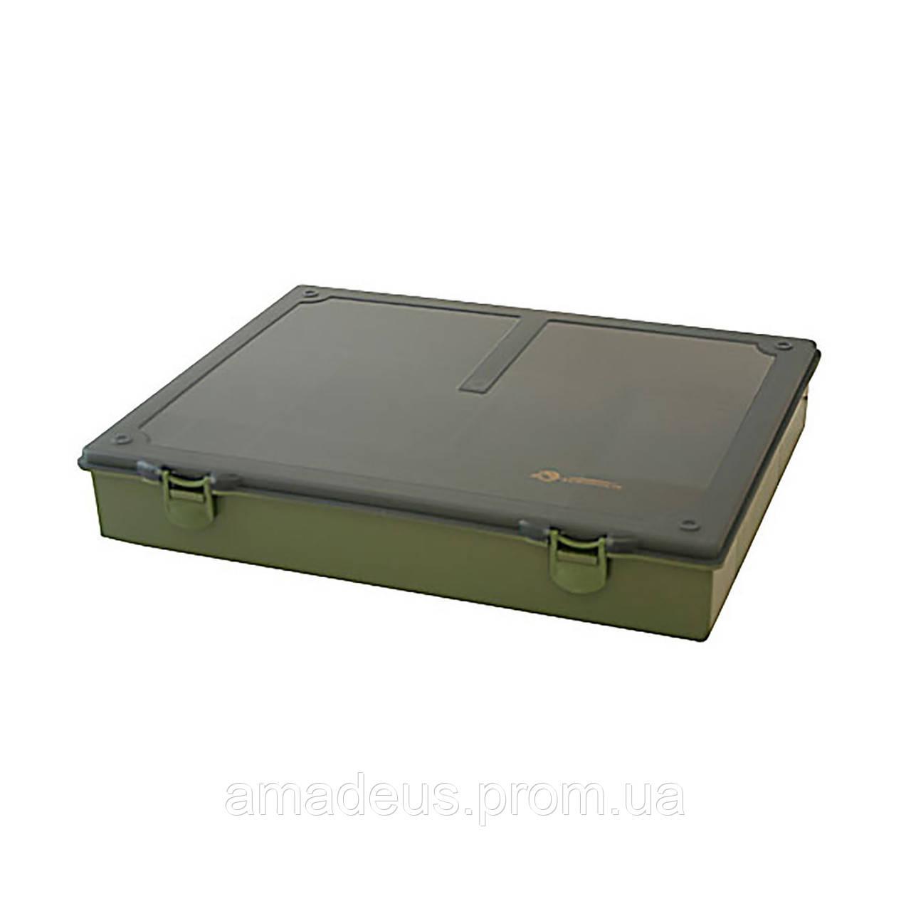 Коробка (бокс) для карповой рыбалки КБ-1