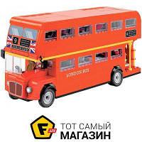 Моделист-конструктор конструктор для мальчиков от 7 лет - Cobi Лондонский автобус (COBI-1885)