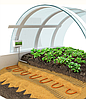 Обогрев грунта теплиц Greenbox agro (14 GBA-200)
