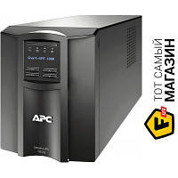 Источник бесперебойного питания APC 1000VA Smart-UPS LCD (SMT1000I)