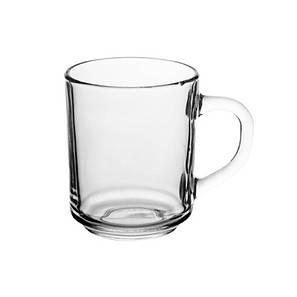 Кружка скляна прозора Luminarc 250 мл (H8437), фото 2