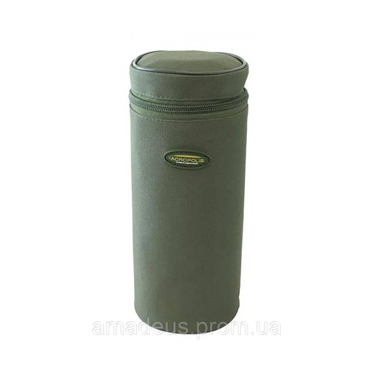 Чехол-тубус жесткий для хранения ракеты, бомбы для прикормки и парашютов ЧРП-1