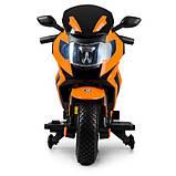 Мотоцикл Bambi M 3681AL-7 Orange (ME00780), фото 2