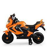 Мотоцикл Bambi M 3681AL-7 Orange (ME00780), фото 3