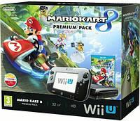 Nintendo Wii U 32Gb Premium Pack Mario Kart 8 Wii U