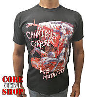 Футболка Cannibal Corpse - Tomb of the Mutilated, фото 1