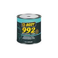 Грунт антикоррозионный BODY 992  Чёрный 1 кг.