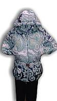 Куртка женская зимняя Isabela. Серая. Isabela 3