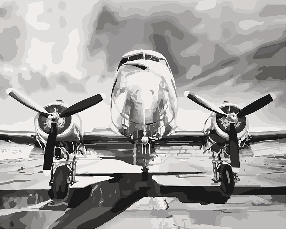 Картина за номерами Ідейка Мрія про висоті 40*50 см арт.KH2518