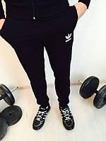Мужские спортивные штаны ADIDAS. Теплые.
