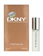 Масляный мини парфюм Donna Karan DKNY Be Delicious (Донна Каран Би Делишес) 7 мл.