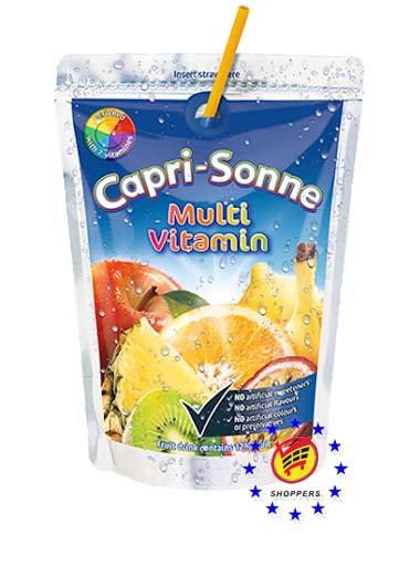 Сок Capri Sun Multi Vitamin 200мл