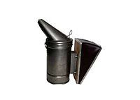 Дымарь черный со съёмным мехом