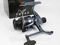 Катушка рыболовная безынерционная для спиннинга EOS TOPAZ 50 оригинал 4п