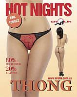 Трусики Nights Hot Red, S, m, L, XL