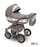 Универсальная коляска 2в1 Camarelo Vision Design