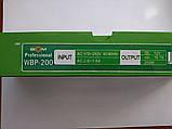 Блок питания Professional DC12 200W WBP-200 16,6А герметичный, фото 2