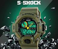 Часы кварцевые Skmei 1029