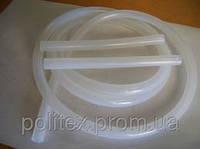 Не армированные силиконовые трубки
