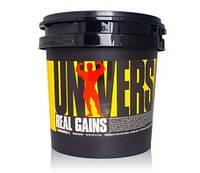 Гейнер Universal Nutrition REAL GAINS 4,8 кг - печенье&сливки