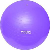 Мяч гимнастический (Фитбол) Power System 85 см (PS-4018)