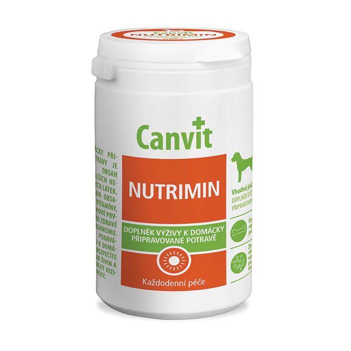 КАНВИТ НУТРИМИН CANVIT NUTRIMIN збалансований комплекс вітамінів і мінералів для собак, 1 кг (в порошку)