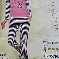 Одежда для дома женская (пижама) теплый костюм