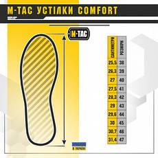 M-Tac стельки Comfort Black, фото 3