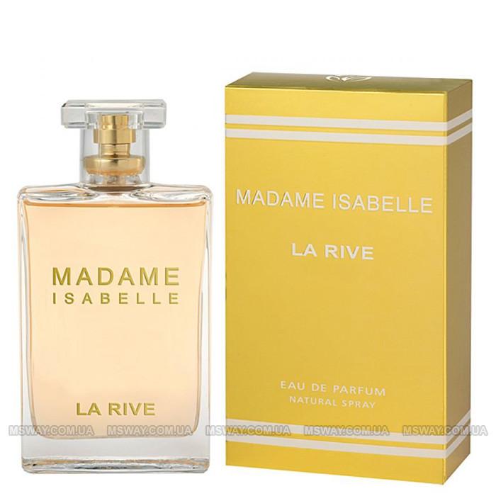 La Rive - Madame Isabelle EDP 90ml (парфюмир.вода) женская